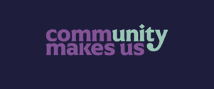 Community Makes Us Logo